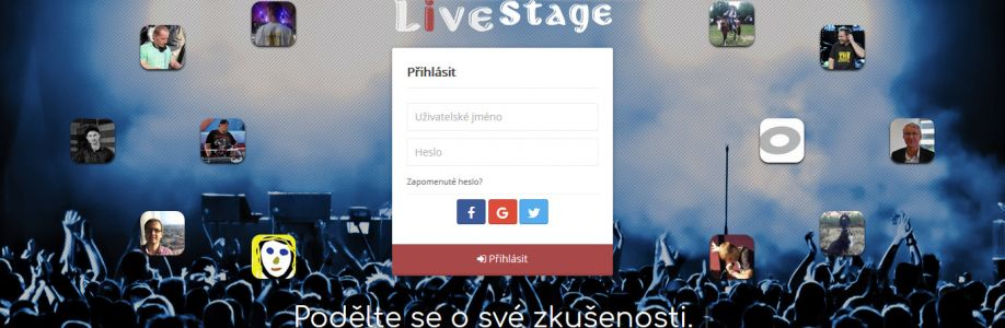 LiveStage Cover Image